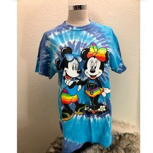 Disney Tie Dye T-Shirt